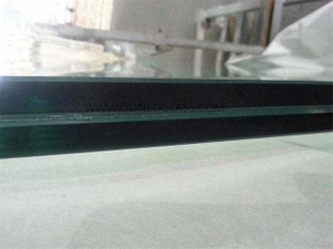 Polished Laminated Glass-AS/NZS 2208: 1996, CE, ISO 9002