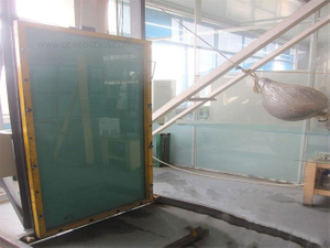 Laminated Silver Mirror -AS/NZS 2208: 1996, CE, ISO 9002