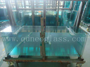 Tempered Shower Glass Door -AS/NZS 2208: 1996, CE, ISO 9002