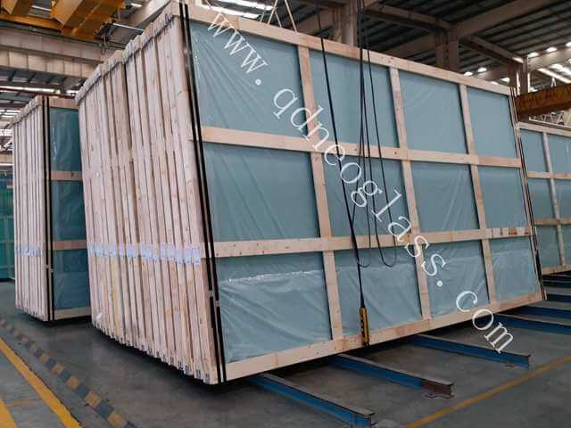 Jumbo Glass Size 3300 x 6000mm
