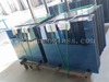 Heat Strengthned Blue Laminated Glass Cut To Size-AS/NZS 2208: 1996, CE, ISO 9002