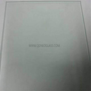 Acid Etched Glass (Frosted Glass, Satinize Glass)