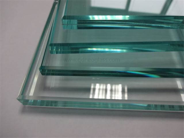 Polished Toughened Laminated Glass