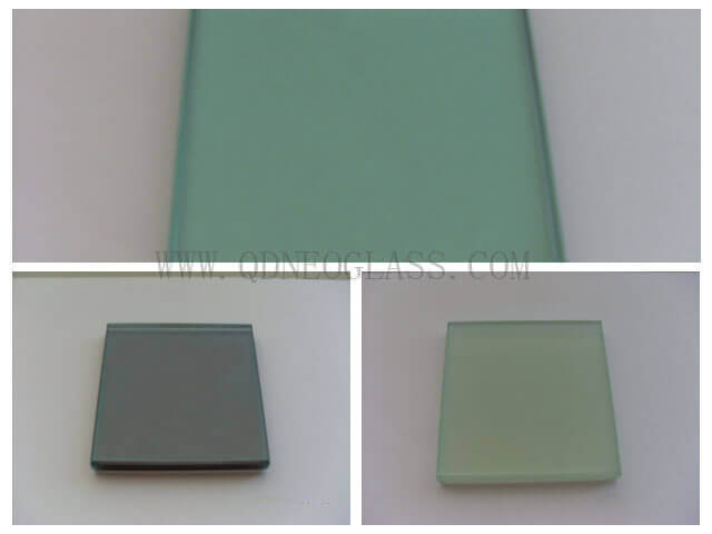 PG Tint Laminated Glass