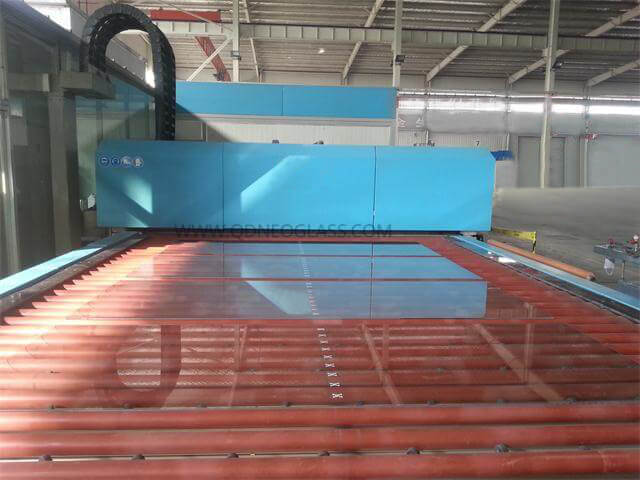 Tempered Laminated Glass With Ceramic Frit /Silk Screen Print-AS/NZS 2208: 1996, CE, ISO 9002